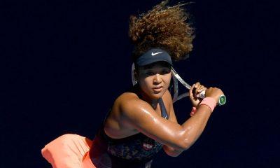 Naomi Osaka Serena