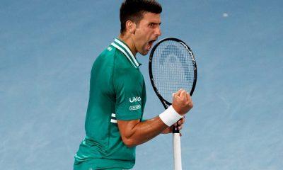 Novak Djokvic AUS