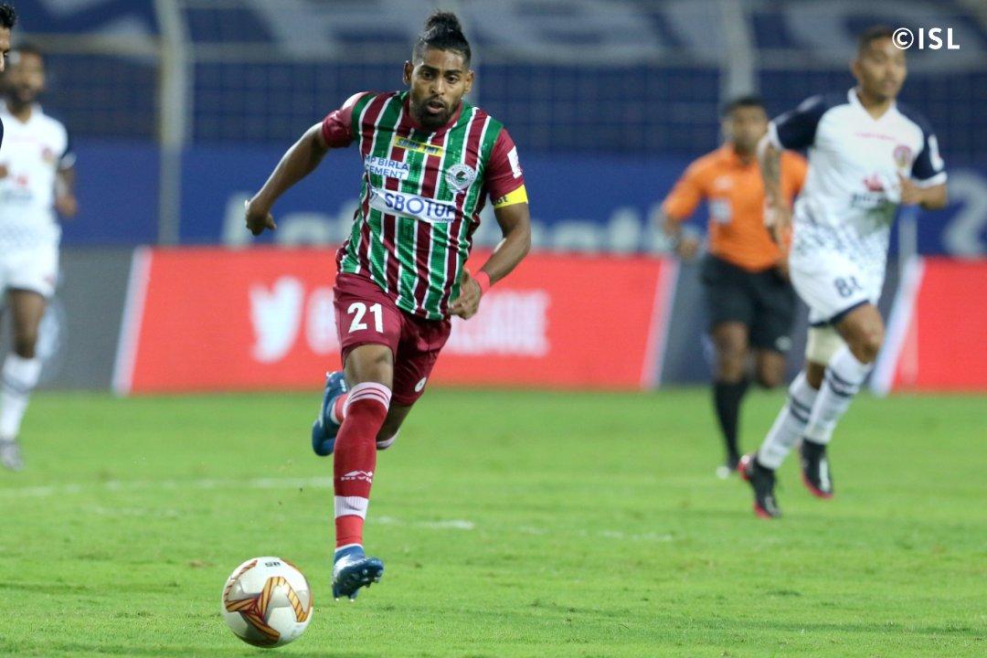 Roy Krishna ATKMB vs SCEB derby