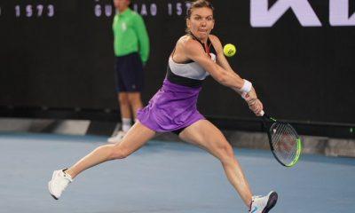 Simona Halep Aus Open