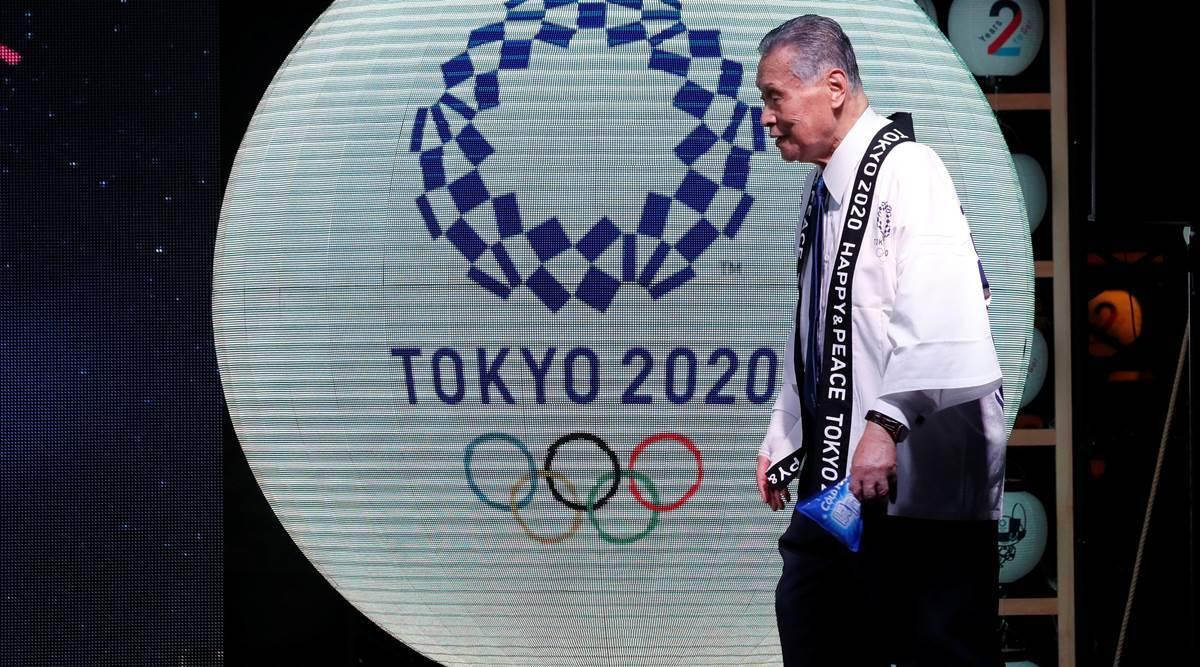 Tokyo Olympics chief Yoshiro Mori
