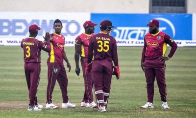 Caribbean series vs Sri Lanka