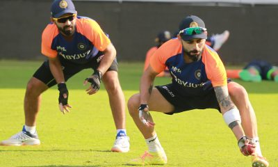 rahane Kohli Team India