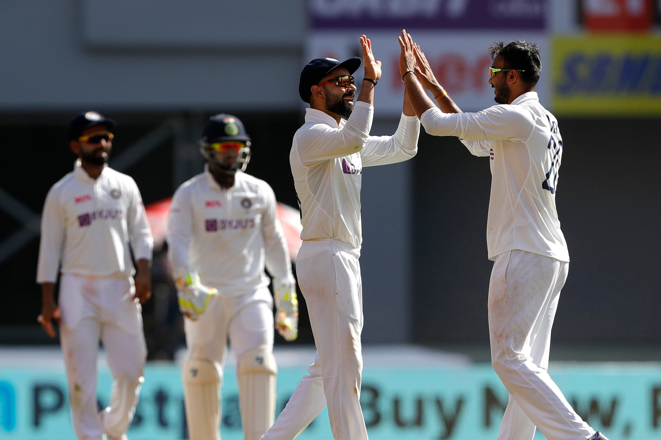 4th Test Day 1