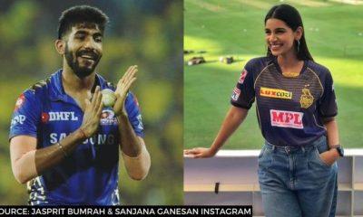 Bumrah Sanjana Ganesan