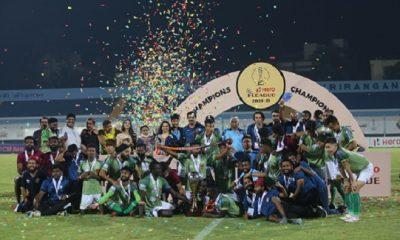 Gokulam Kerala champion