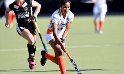 Hockey INDvGer