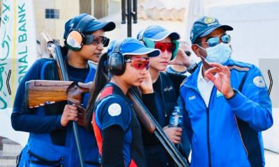 India Trap Shooting team