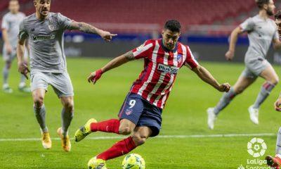 Luis Suarez Atletico
