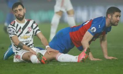 ManU vs Crystal Palace