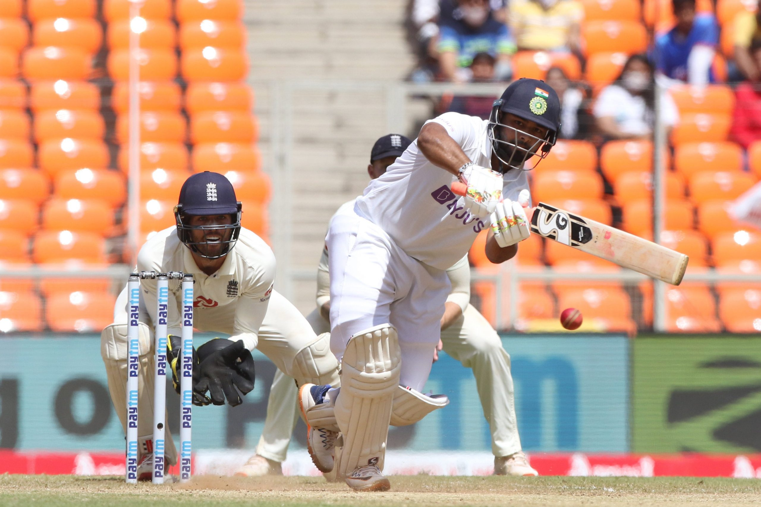 Rishabh Pant 4th Test