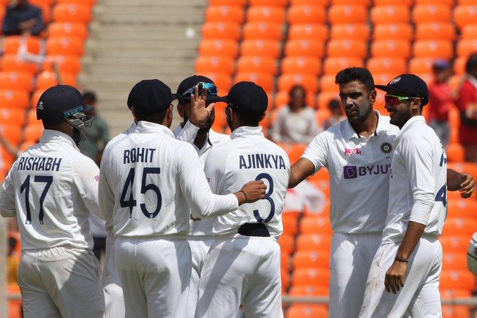 Ravi Ashwin 4th Test