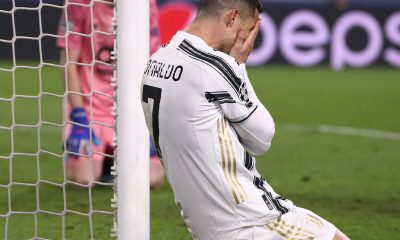 Ronaldo Juventus UCL