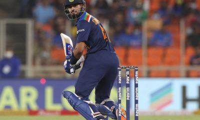 Shreyas Iyer 1st T20I