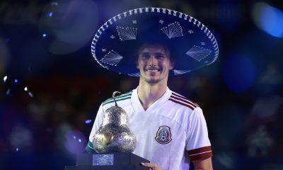 Alexander Zverev Mexican Open
