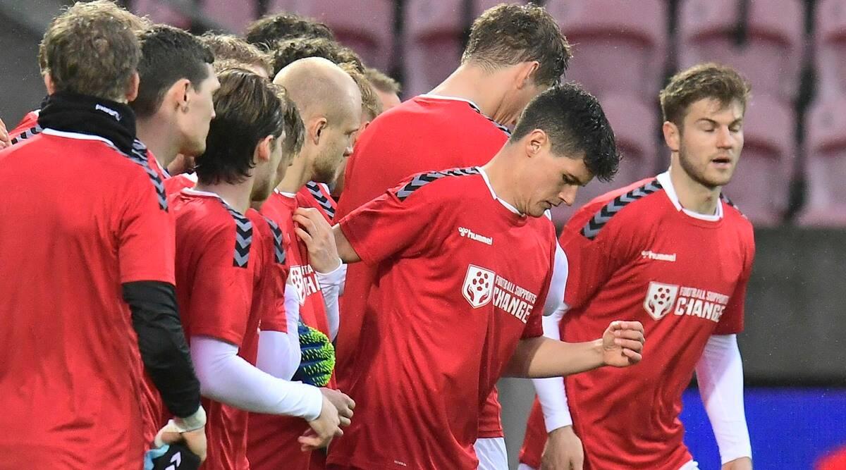 Team Denmark Football