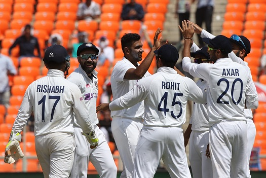 ind 4th test