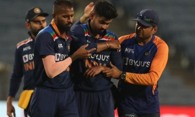 shreyas iyer injury