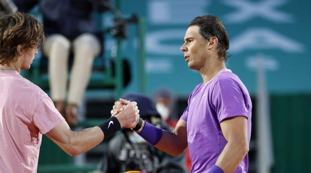 Andrey Rublev stuns 11-time champion Rafael Nadal at Monte Carlo Masters