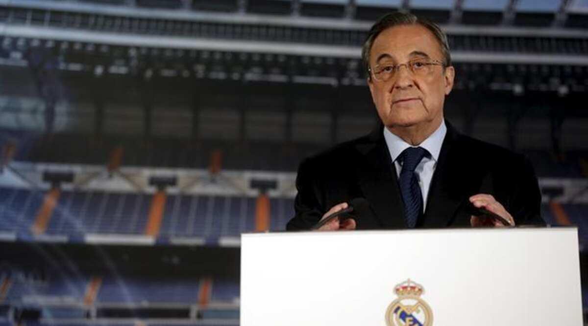 Florentino Perez (President Real Madrid)