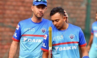 Prithvi-Shaw-Delhi-Capitals-Ricky-Ponting-IPL-2021-Indian-Premier-League