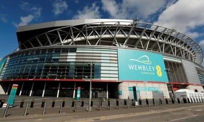 Wembley Stadium could be full with fans for UEFA Euro 2020 final, says English FA