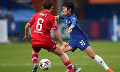 Chelsea retain Women's Super League title in England