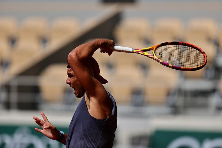 Rafael Nadal French Open 21