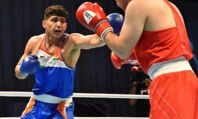 Sanjeet Boxing