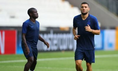 N'Golo Kante and Mateo Kovacic