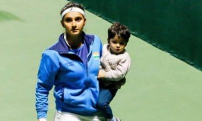 sania-mirza-with her son