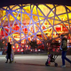 Bird's Nest stadium, the venue for opening and closing ceremonies of the 2022 Winter Olympics in Beijing.