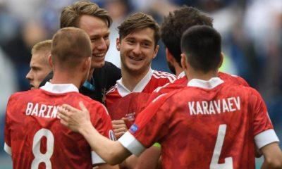 Russia - football