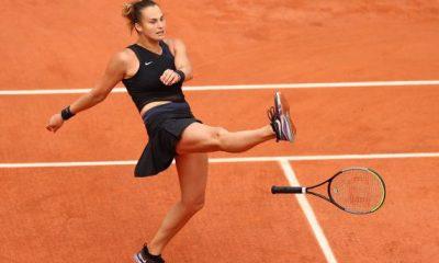 Sabalenka French Open