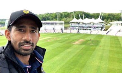 Team India at Southampton