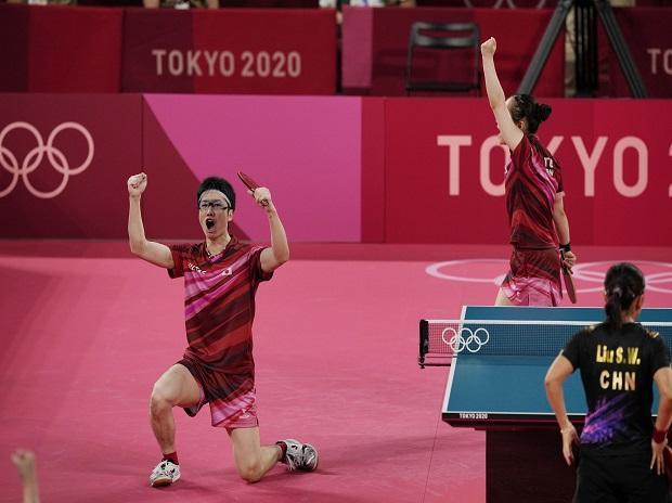 Japan vs China TT