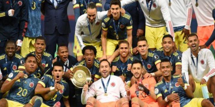 Colombia beat Peru 3-2