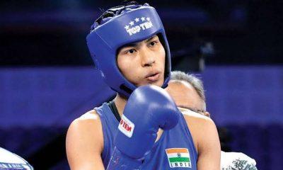 Olympics: Boxer Lovlina