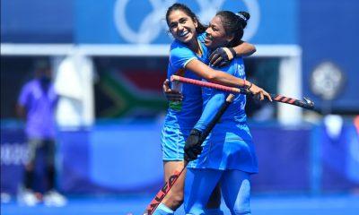 ndian Women's Hockey Team advance to the Quarter-Finals