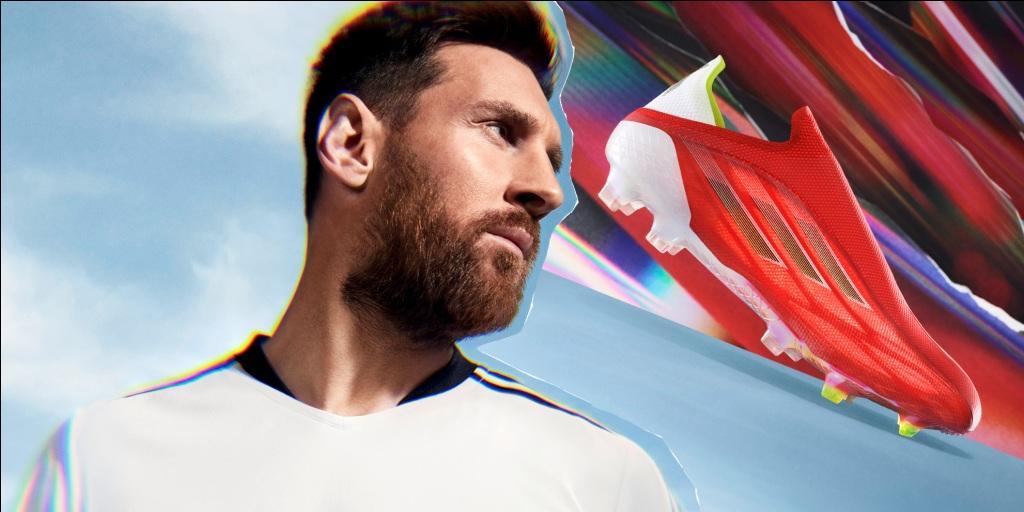 Messi + X Speedflow