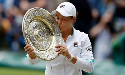 Wimbledon 2021: Barty wins second Grand Slam title after beating Pliskova in final