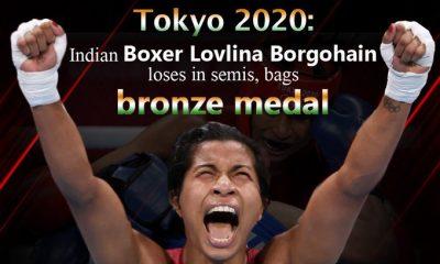 Lovlina Borgohain