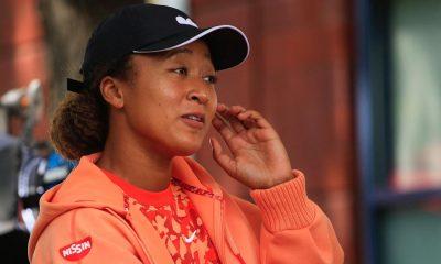 Naomi Osaka feels 'itch' to make tennis return 'soon'