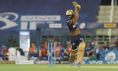 IPL 2021: Rahul Tripathi's unbeaten 74 guides KKR to 7-wicket win over Mumbai Indians