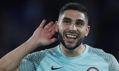 Premier League: Neal Maupay's late equaliser helps Brighton rescue a point against Crystal Palace