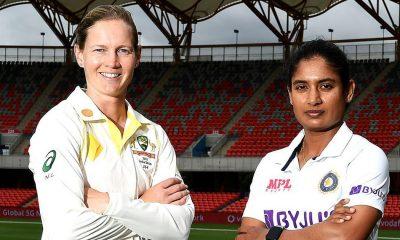 Mithali Raj and Meg Lanning