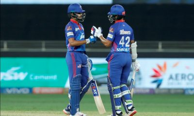 Delhi Capitals won by 8 wickets