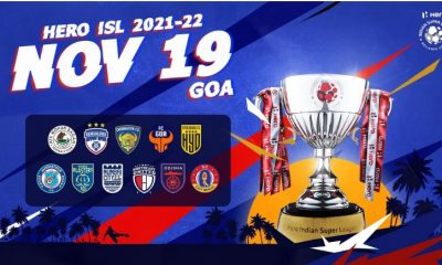 Hero ISL 2021-22 fixtures announced