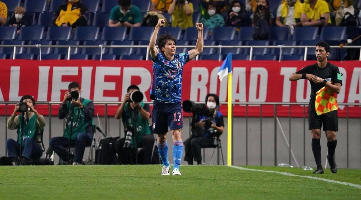 Ao Tanaka of Japan