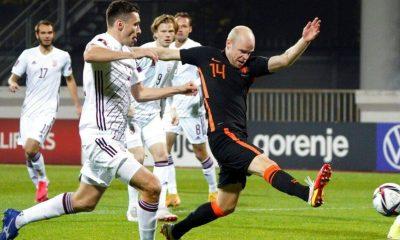 Netherlands vs Latvia